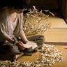 アートスペース油亀企画展 太田三郎「出石町の家」
