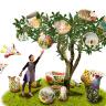岡美希のうつわ展「ガーデン-garden-花も木々も、小鳥たちのさえずりも。」